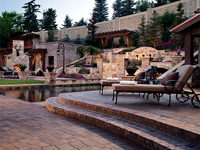 Awesome And Long Lasting Outdoor Living Areas